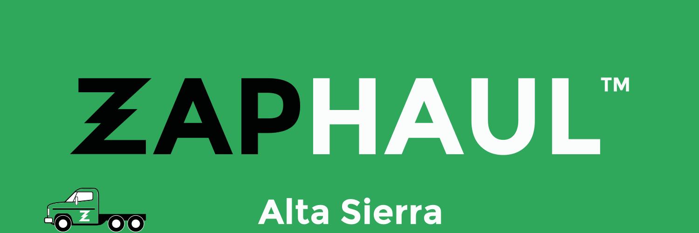 Alta Sierra Hauling