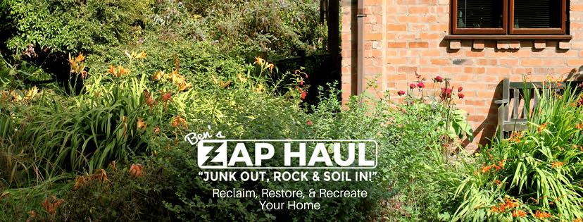 Bens Zap Haul Junk Removal Materials Delivery