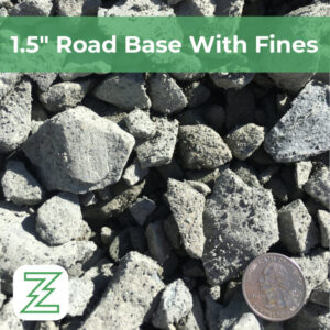 """1.5"""" Road Base With Fines"""