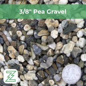 """3:8"""" Pea Gravel"""