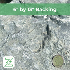 """6"""" by 13"""" Backing"""