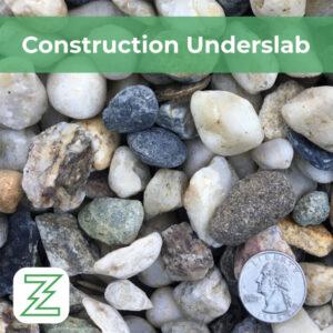 Construction Underslab